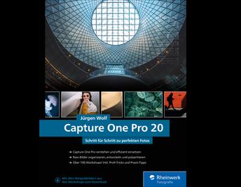 Cover von Capture One Pro 20