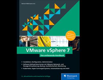 Cover von VMware vSphere 7