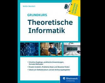 Cover von Grundkurs Theoretische Informatik