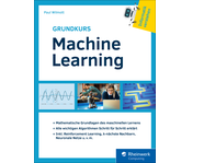 Cover von Grundkurs Machine Learning