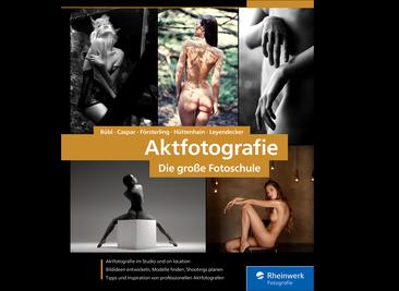 Cover von Aktfotografie