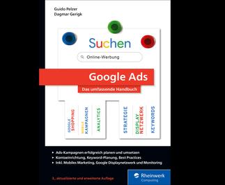Cover von Google Ads