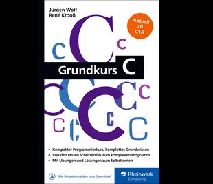 Cover von Grundkurs C