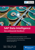 Cover von SAP Data Intelligence