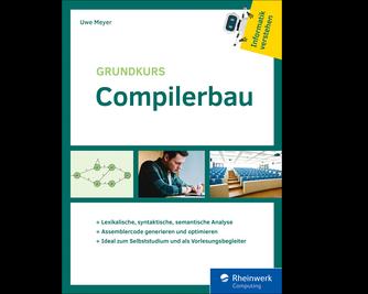 Cover von Grundkurs Compilerbau