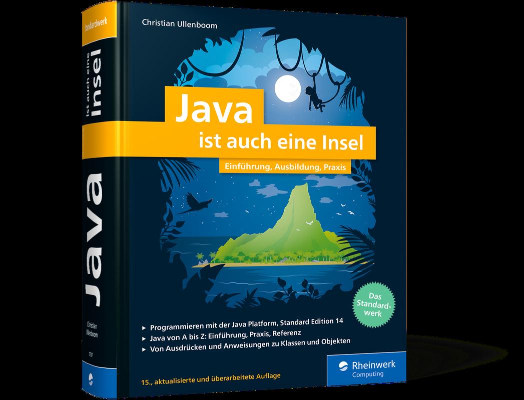 Java ist auch eine Insel   Einführung, Ausbildung, Praxis