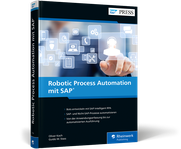 Cover von Robotic Process Automation mit SAP