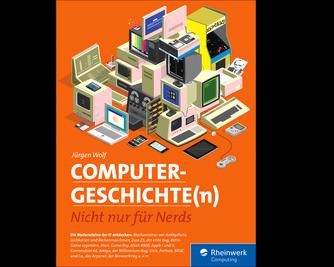 Cover von Computergeschichte(n)