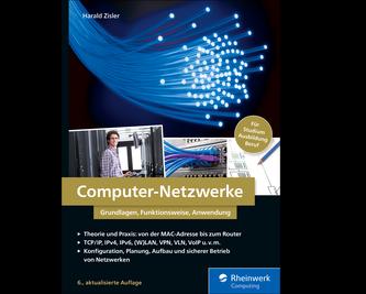 Cover von Computer-Netzwerke
