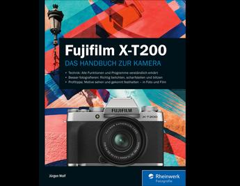 Cover von Fujifilm X-T200