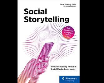 Cover von Social Storytelling