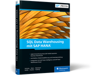 Cover von SQL Data Warehousing mit SAP HANA