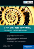 Cover von SAP Business Workflow