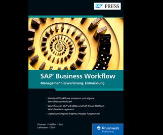 Cover von SAP Business Workflow