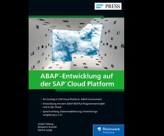 Cover von ABAP-Entwicklung auf der SAP Cloud Platform