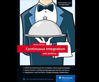 Cover von Continuous Integration mit Jenkins