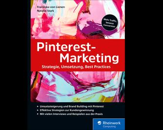 Cover von Pinterest-Marketing