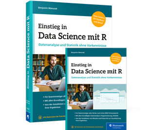 Cover von Einstieg in Data Science mit R