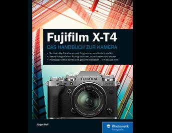 Cover von Fujifilm X-T4
