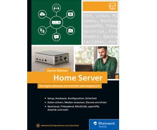 Cover von Home Server