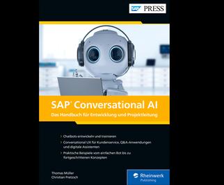 Cover von SAP Conversational AI
