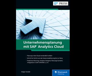 Cover von Unternehmensplanung mit SAP Analytics Cloud