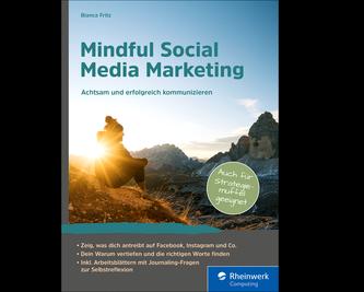 Cover von Mindful Social Media Marketing