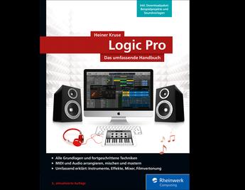Cover von Logic Pro