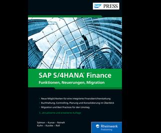Cover von SAP S/4HANA Finance