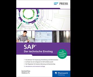 Cover von SAP – Der technische Einstieg
