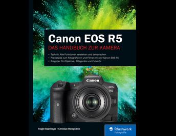Cover von Canon EOS R5
