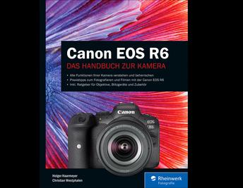 Cover von Canon EOS R6
