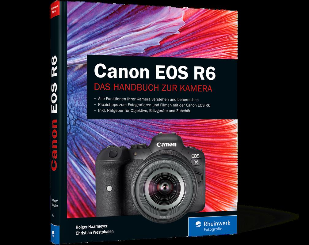 Canon EOS R20   Das Handbuch zur Kamera
