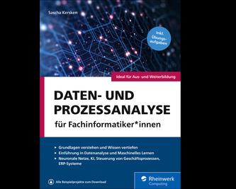 Cover von Daten- und Prozessanalyse für Fachinformatiker*innen