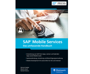 Cover von SAP Mobile Services