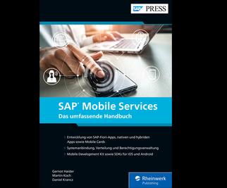 Cover von SAP Mobile Services