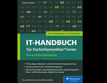 Cover von IT-Handbuch für Fachinformatiker*innen