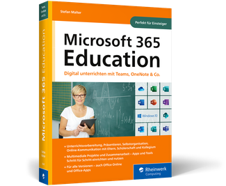 Cover von Microsoft 365 Education