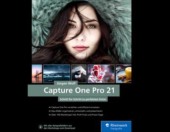 Cover von Capture One Pro 21