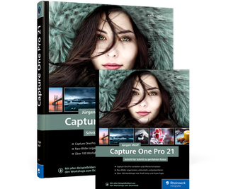 Cover von Capture One Pro 21