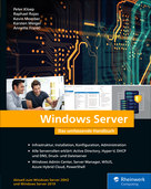 Cover von Windows Server