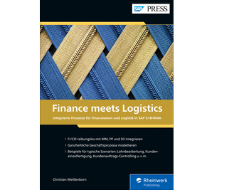 Cover von Finance meets Logistics