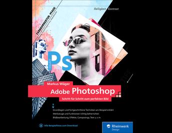 Cover von Adobe Photoshop