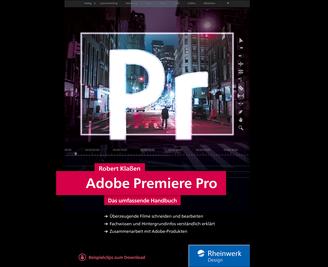 Cover von Adobe Premiere Pro