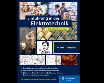 Cover von Einführung in die Elektrotechnik