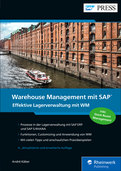 Cover von Warehouse Management mit SAP