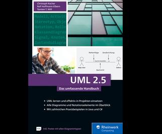 Cover von UML 2.5
