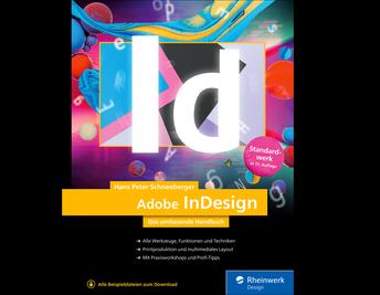 Cover von Adobe InDesign