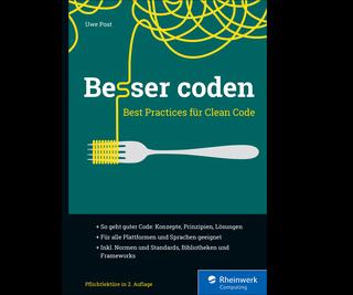 Cover von Besser coden