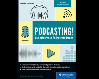 Cover von Podcasting!